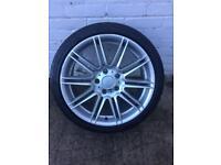 BMW 18inch wheel