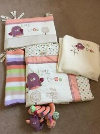 Prickles and Twoo Lollipop Lane Nursery Bundle