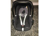 Maxi cosi Peebles car seat