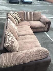 Dfs corne sofa del avail