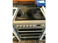Hotpoint gray 60cm full electric cooker