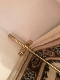 Brass stair rods