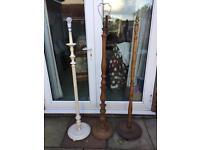 Standing Lamp Floor lamp x 3