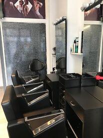 Hair dressing chair to rent ,Warren Street