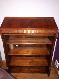 Handmade Wooden Bookcase