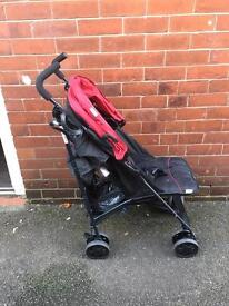 Hauck speed pushchair