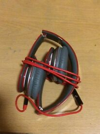Beats by dr dre (solo HD special addition red)