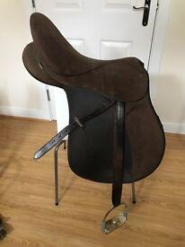 Wintec Brown Saddle