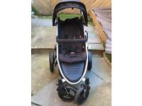 Phil and Ted Verve double buggy