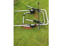 High mount 3 cycle carrier
