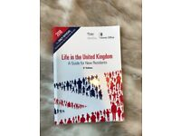 Life in the UK handbook