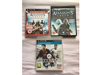 ps3 game bundle all for £6