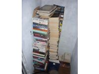 approx 300 books for sale