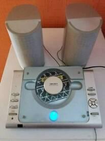Bush CD & radio system