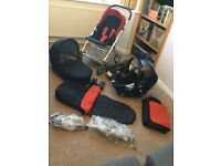 Baby travel bundle in excellent condition