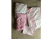 Bedding for cot bed