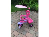 Girls tricycle / bicycle