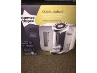 Almost new Tommie tippee prep machine