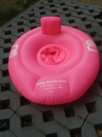 Mothercare Baby Swim Seat Suitable from 3-12 Months