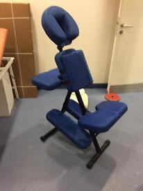 Chair Massage Treatment Stand