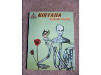 Nirvana Incesticide Guitar Tab Book