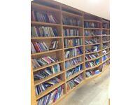 Custom made Shelves Matthew Burt x4 units
