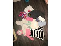Clothes Bundle Girls aged 3-5yrs