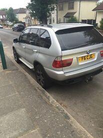 BMW X5 diesel auto