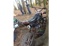 110cc Pitbike Recent New Engine