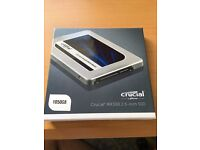 "Crucial MX300 1Tb 2.5"" Solid State Disk, brand new, boxed"