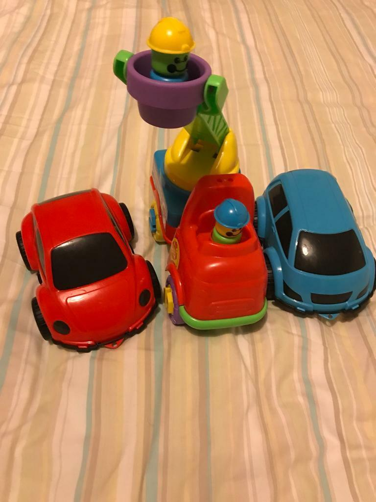 Toy Cars/fire engine