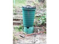 Free 2 x used water butts