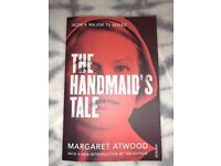 THE HANDMAIDS TALE BOOK