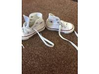 Baby converse size 4