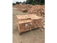RECLAIMED BRICKS IMPERIAL SIZE FOR SALE