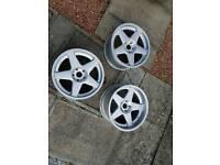 Azev a alloy wheels 5x112 audi, seat vw