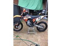 Ktm 450 sxf electric start very very clean (swap or sell)