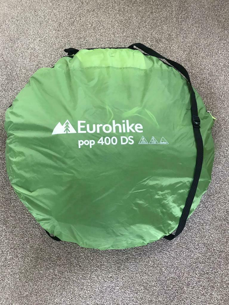 designer fashion a58b6 d5a90 Pop up tent 400ds tent   in Evesham, Worcestershire   Gumtree