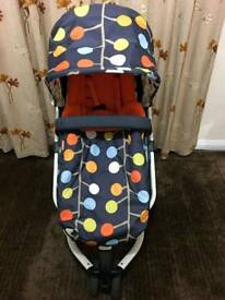 Baby travel system pushchairs