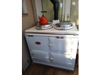 AGA. IN GOOD USED WORKING CONDITION.