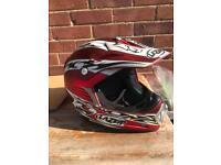 Motocross helmet kx ya ktm rm quad