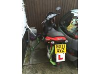 GRAB A BARGAIN!! Gilera runner sp50