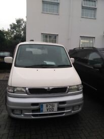 Mazda Bongo In Good Condition For Sale. New head gasket,water pump,new cam belt at 100k