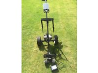 Hill Billy electric golf cart (for spares)