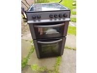 electric cooker and grill.