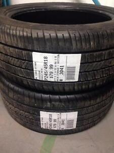 245/45/18 Goodyear Eagle RS-A *Allseason Tires*