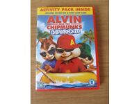 Alvin and the Chipmunks - Chipwreked DVD