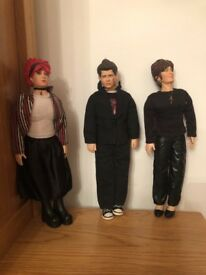 Osbourne family collectable figures