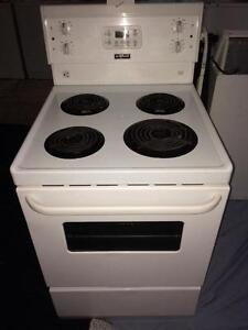 Frigidaire Apartment Size Range/Stove, Free Warranty, Delivery Available