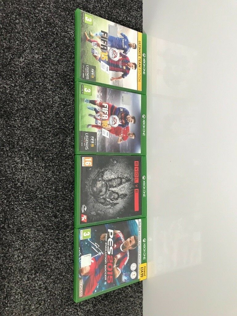 Xbox One Games X4